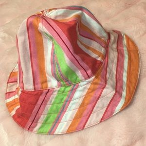 Gymboree Colorful Sun Hat size 6-18 months